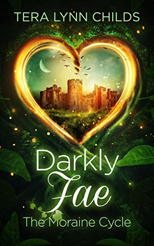 Darkly Fae: The Moraine Cycle cover