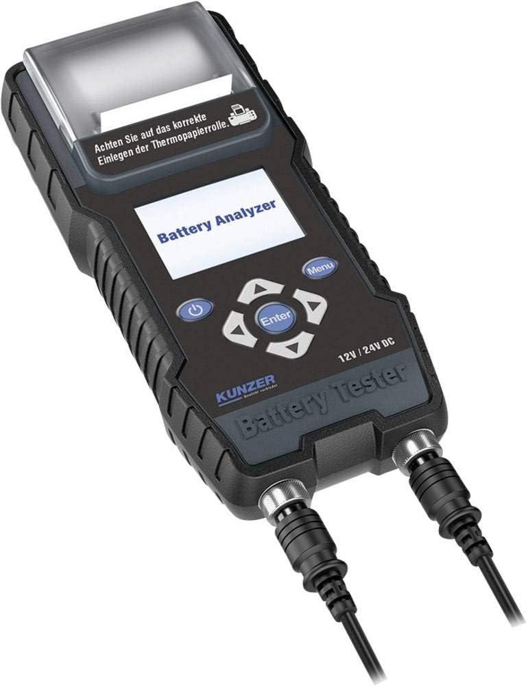 Kunzer Kfz Batterietester 25 V 24 V 21 V 18 V 12 V Elektronik