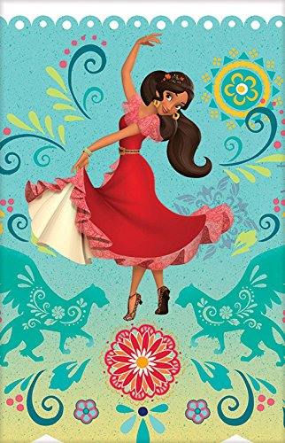 UPC 013051687755, Disney ELENA OF AVALOR Plastic Tablecover Table Cover ~ Birthday Party Supplies