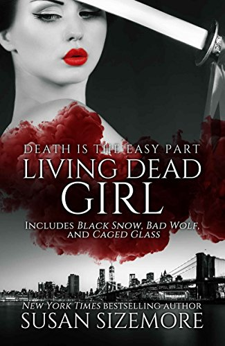 Caged Glass - Living Dead Girl: Black Snow, Bad Wolf, Caged Glass