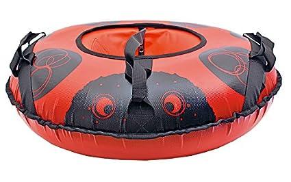 Trineos hinchable, Snow Tube 65 sm Ladybug: Amazon.es ...