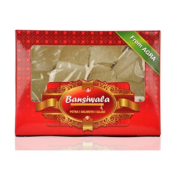 Bansiwala Classic Petha, Agra Sweets, 500 Grams