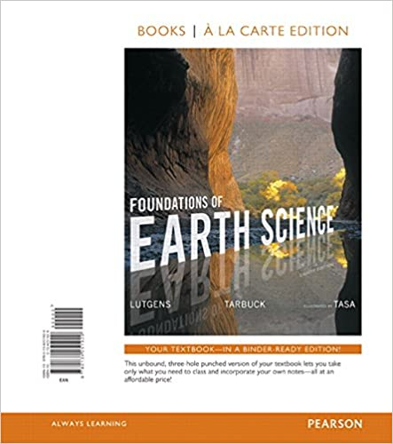 Amazon foundations of earth science books a la carte edition foundations of earth science books a la carte edition 8th edition 8th edition fandeluxe Choice Image