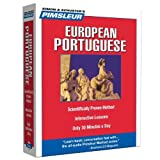 Portuguese (European), Compact: Learn to Speak and Understand European Portuguese with Pimsleur Language Programs by Pimsleur (2006-06-01)