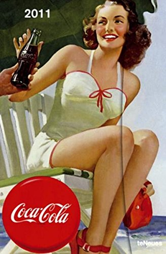 Magneto Diarie klein Coca-Cola 2011
