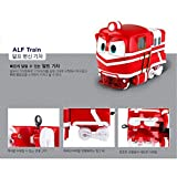 New Korean Animation Character ALF Robot Train Transformer Toy For Kids