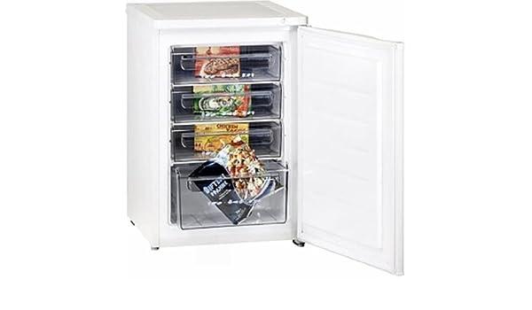 Exquisit GS 80 A++ - Congelador (Vertical, Independiente, Color ...