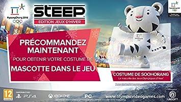 Steep - édition Jeux dhiver - Xbox One [Importación francesa ...