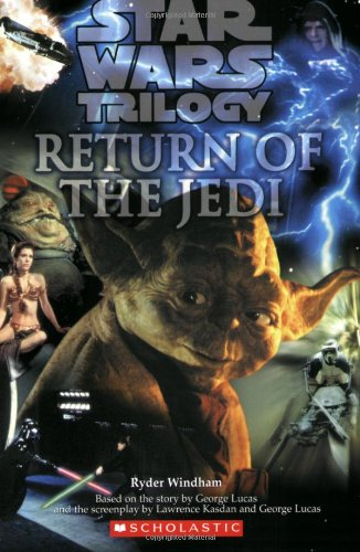 Star Wars, Episode VI - Return of the Jedi (Junior Novelization) - Book  of the Star Wars Legends