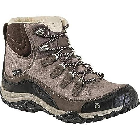 baf64e48920 Oboz Juniper Mid B-Dry Hiking Shoe - Women's: Amazon.ca: Sports ...