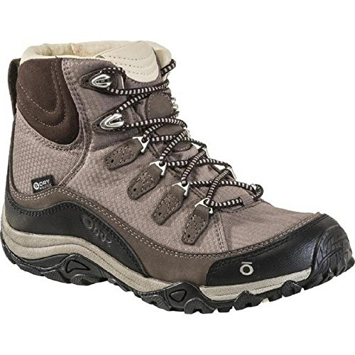Oboz Women's Juniper Mid Waterproof Boot B074NLH6D2 10 B US|MOCHA