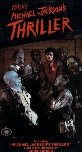 the making of thriller - 2