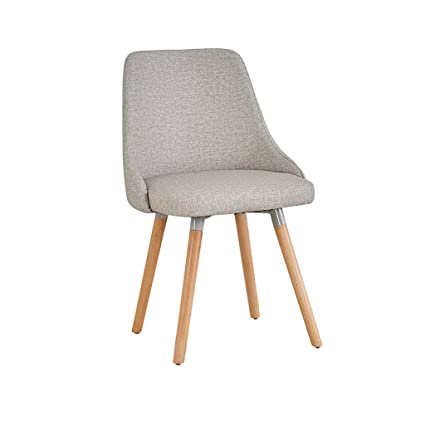 Amazon.com - Teng Peng Chair - Simple Retro Casual Dining ...