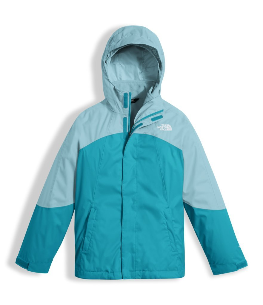 The North Face Girl's Mountain View Triclimate Jacket - Nimbus Blue - M (Past Season) by The North Face