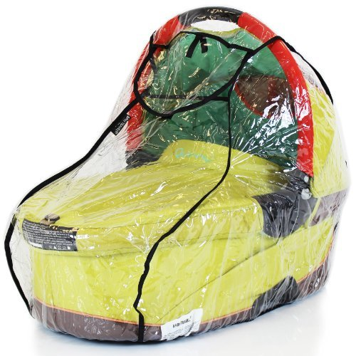Baby Travel Raincover to Fit Quinny Dreami Carrycot BT403
