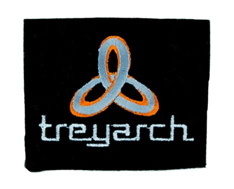 Amazon Treyarch Symbol Call Of Duty Patch Iron On Applique