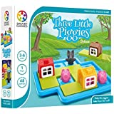 Smart Games SG019, The Three Little Piggies Deluxe
