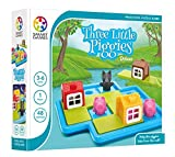 Three Little Piggies Deluxe, Preschool Puzzle Game. Made by Smart Games