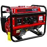Gerador de Energia a Gasolina 1.25 KVA Monofásico Partida Manual 110v