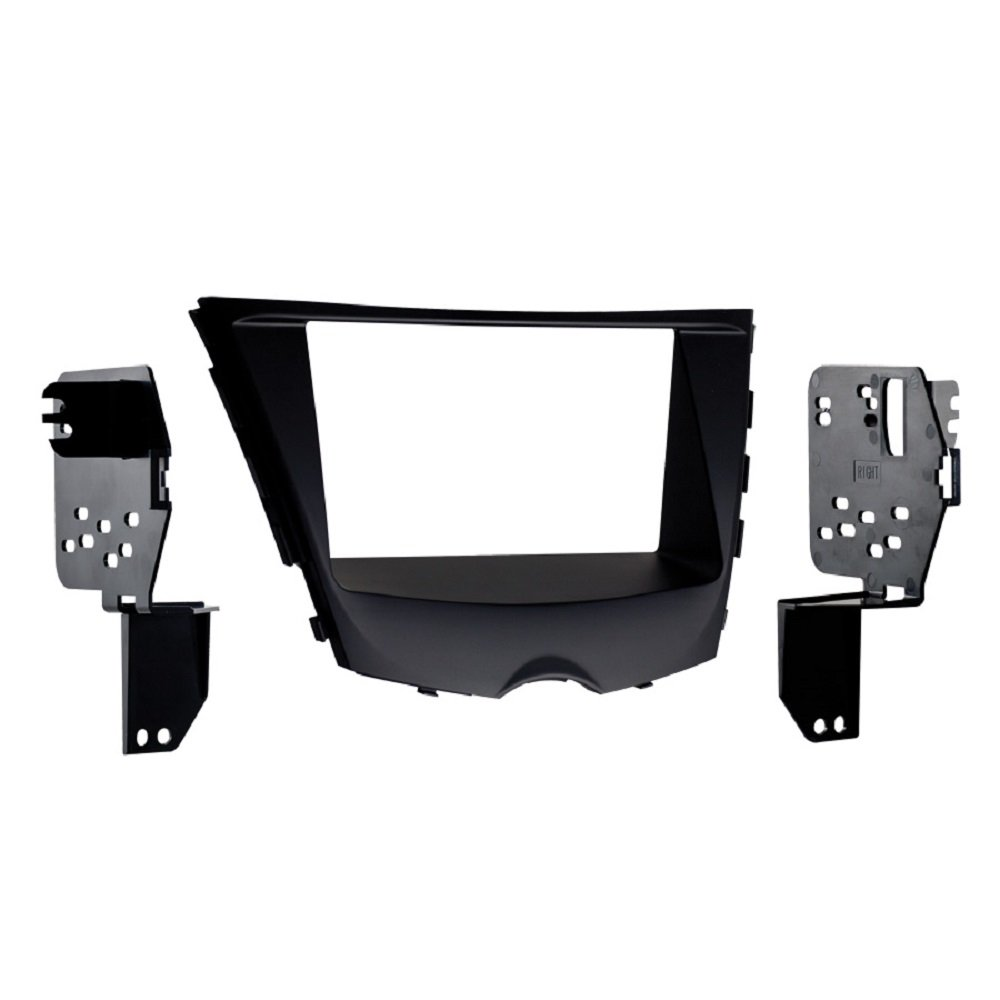 Metra 95-7350B 2012-Up Hyundai Veloster Double DIN Installation Kit