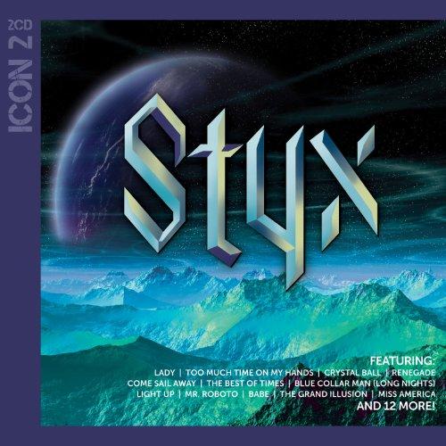 Styx - Icon 2 Styx - Zortam Music