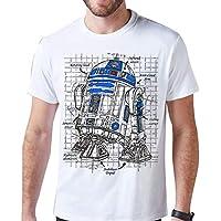 Camiseta Star Wars - Droid Details - Filme