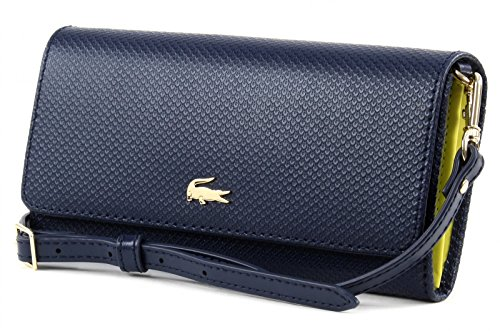 Mini Lacoste Crossover Peacoat Wallet Chantaco OwwqpB