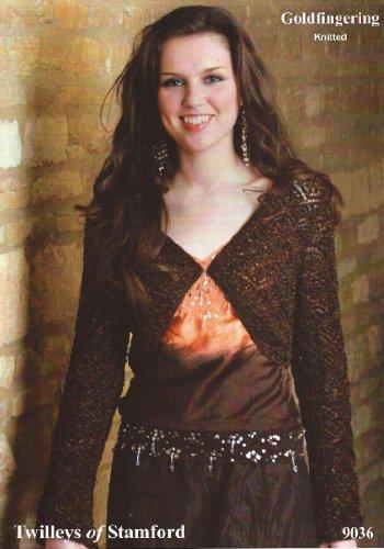 Twilleys of Stamford Goldfingering Ladies bolero giacca modello 903681,3cm–106,7cm (81–107cm)