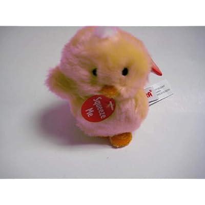 Aurora Fluffy Chicks Asst.: Toys & Games