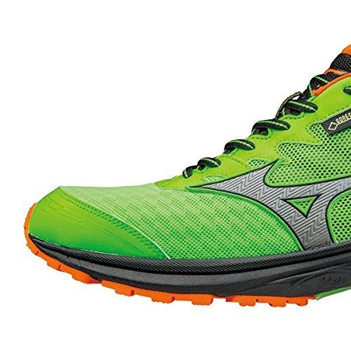 Wave Rider 20 G-TX Mens Running Shoes - GreenGecko Verde