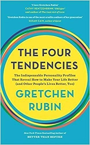 [By Gretchen Rubin ] The Four Tendencies (Paperback)【2018】 by Gretchen Rubin (Author) (Paperback)