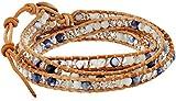 Chan Luu Amazonite Stone Wrap Bracelet