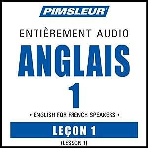 ESL French Phase 1, Unit 01 Audiobook