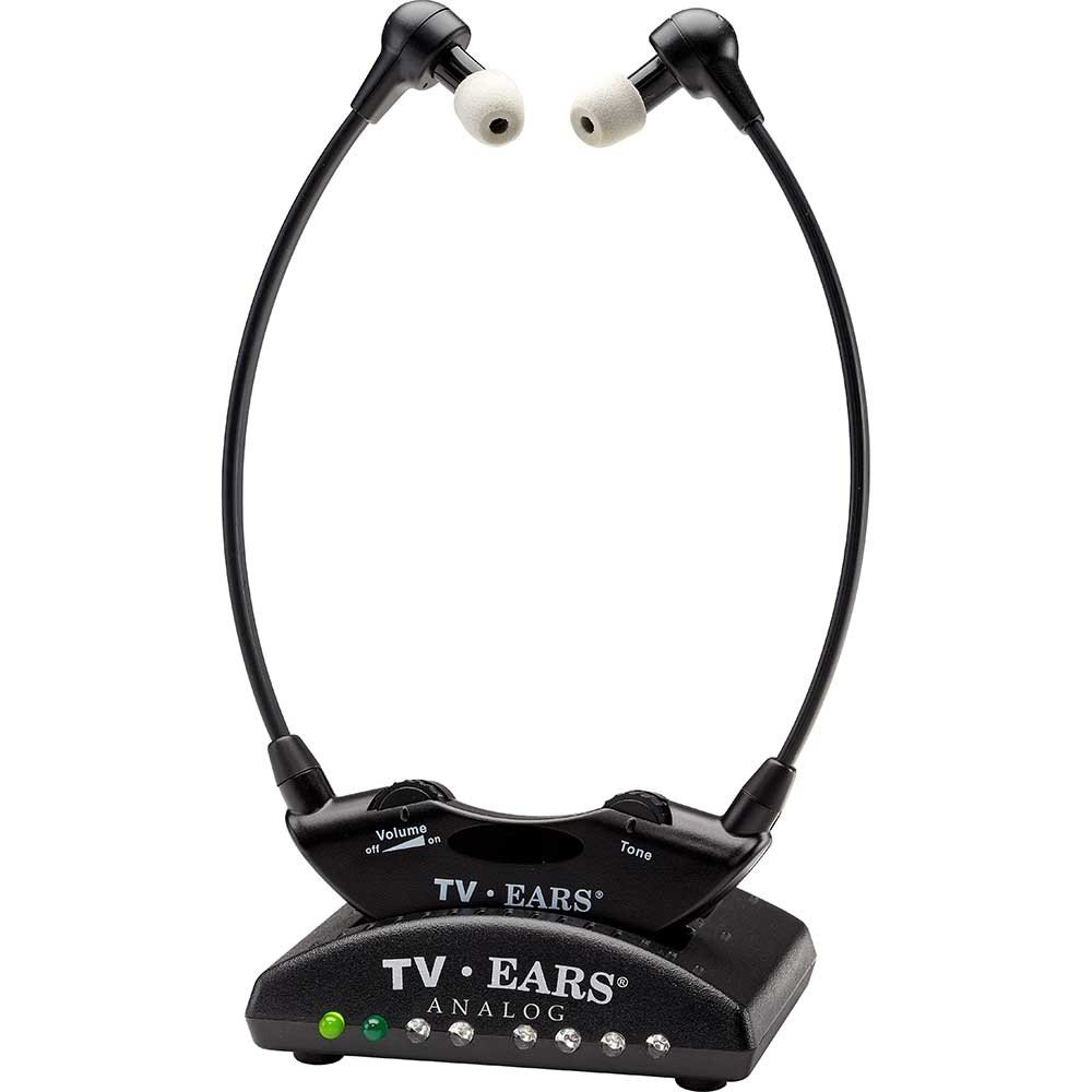 tv ears amazon. amazon.com: tv ears original headset system - wireless, voice clarifying, doctor recommended, 11641 version 5.0: home audio \u0026 theater tv amazon v