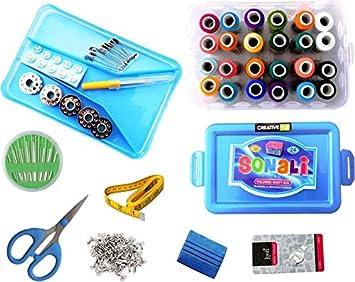CreativeVia Plastic Multipurpose Tailoring Kit