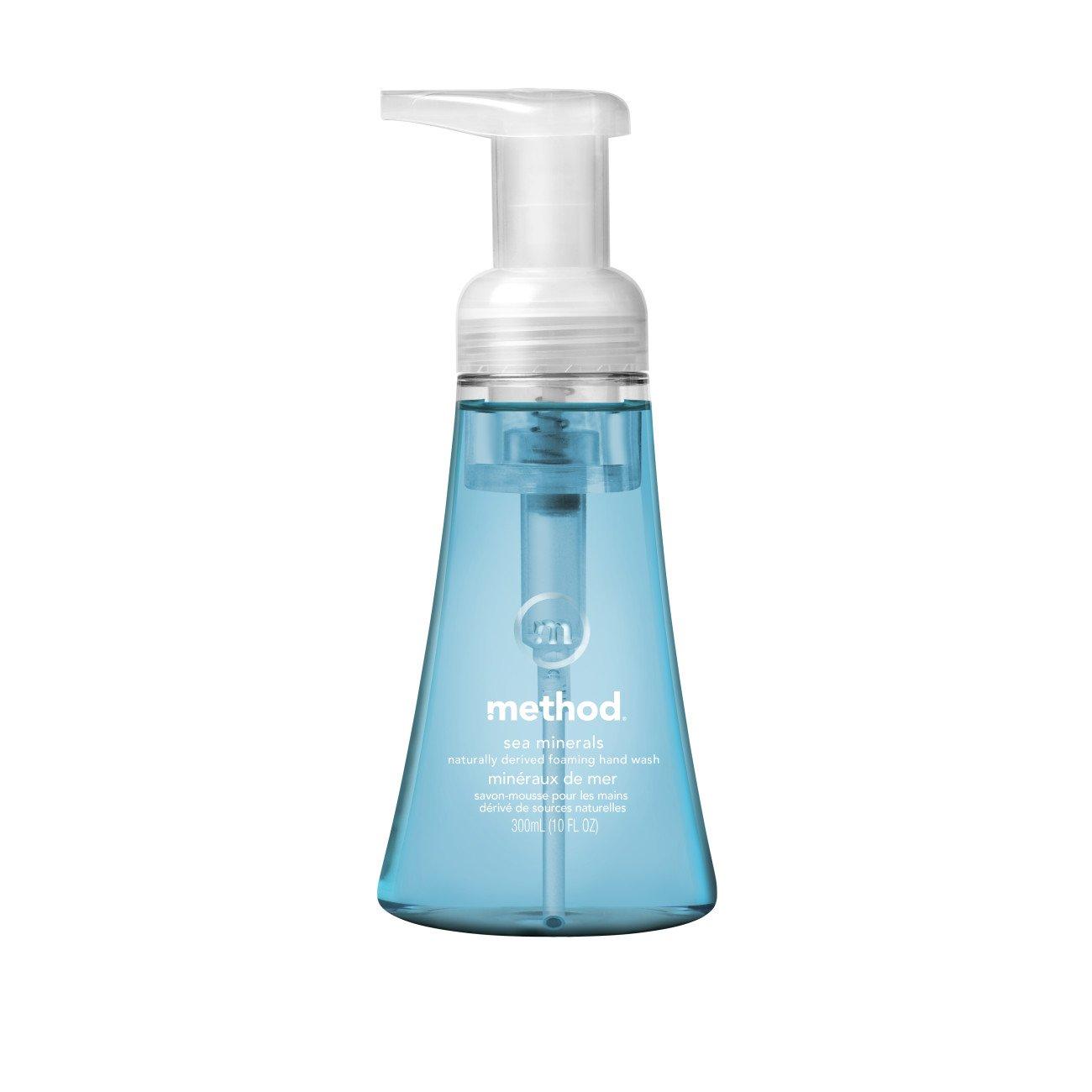 Amazon.com: Method Foaming Hand Soap, Sea Minerals, 10 Ounce (Pack 6 ...