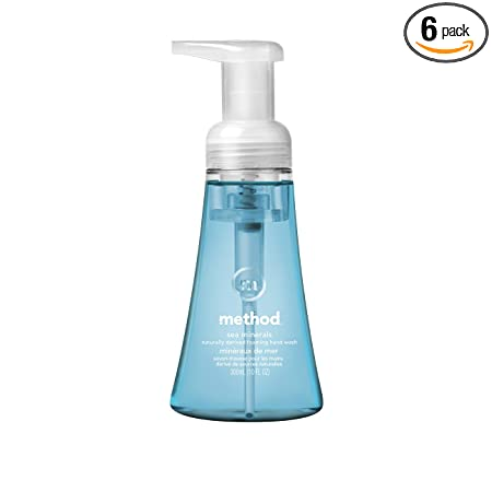 Review Method Foaming Hand Soap,