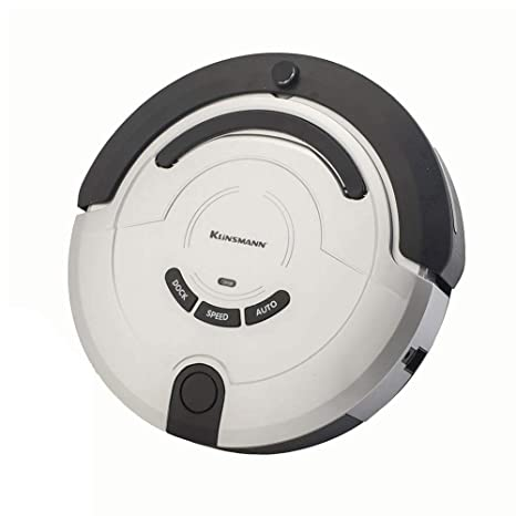 MIAO@LONG Robot Aspirador Autocarga, Con Trapeador Húmedo/Seco Casa Barredora Robot Inteligente
