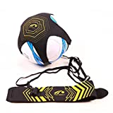 Leoie Soccer Ball Juggle Bag Auxiliary Circling Belt Kids Football Training Equipment Kick Solo Soccer Trainer Football Kick