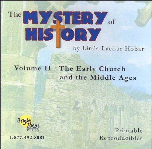 Free Mystery of History Volume 2 Reproducibles CD-ROM