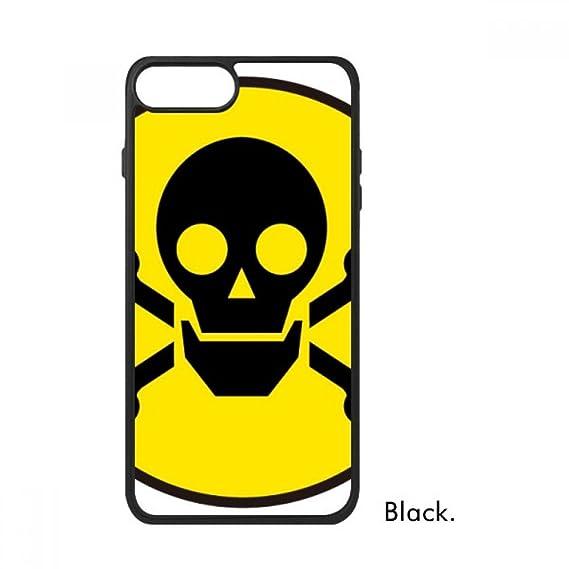 Amazon Yellow Dangerous Chemical Toxic Radiation Symbol For