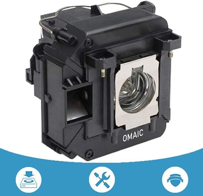 Amazon.com: OMAIC - Bombilla de repuesto para proyector ...