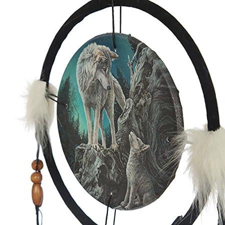 Original Attrape-r/êves Loup guia Design Par Lisa Parker 16/cm