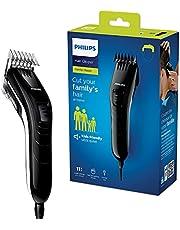 Philips Tondeuse- Zelfslijpende stalen mesjes - Huidvriendelijk - 11 Lengtestanden - Compact en lichtgewicht - Ultrastil - Gemakkelijk schoon te maken - QC5115/15