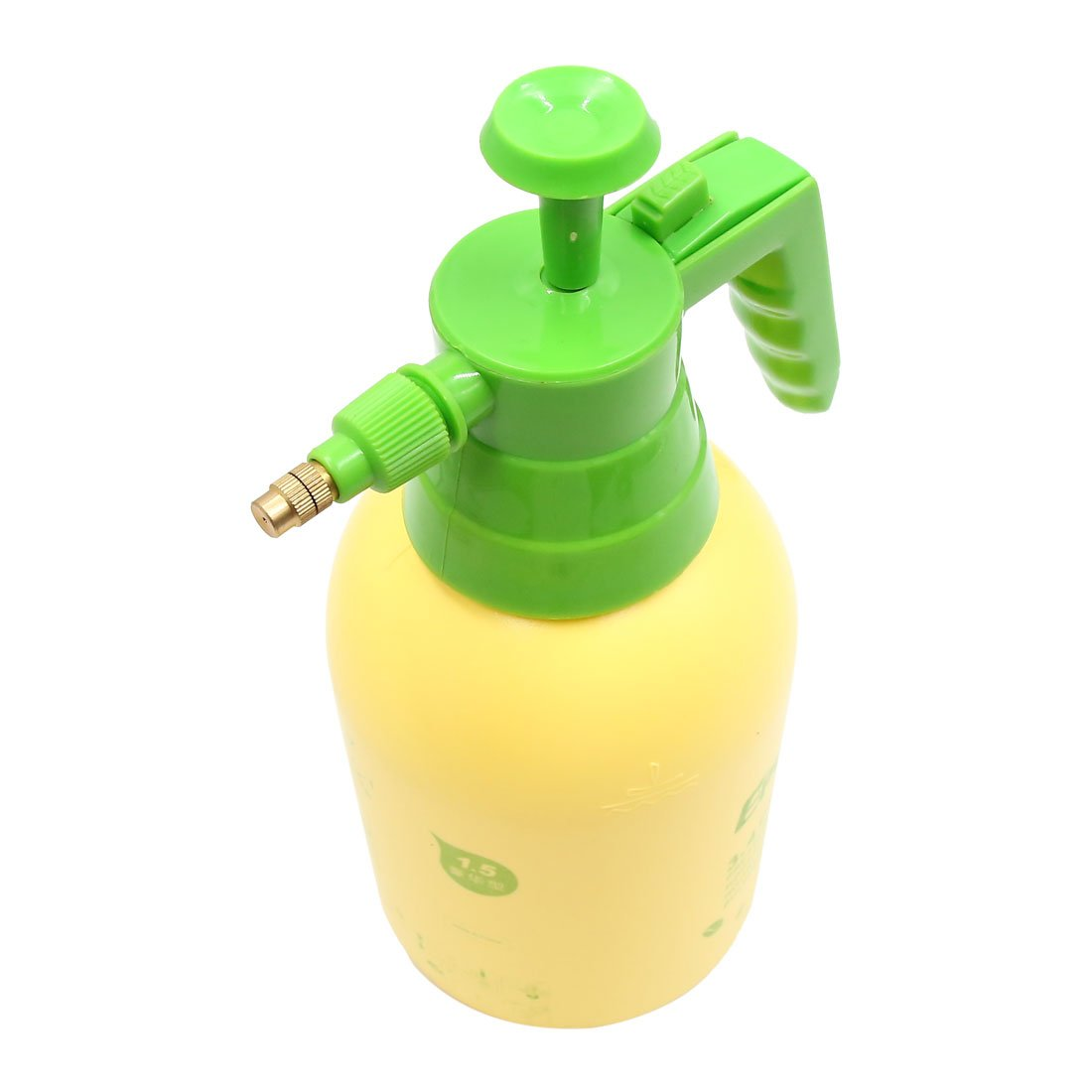 uxcell Plastic Yellow Car Trigger Spray Bottle Window Washing Cleaner Tool 1.5L by uxcell (Image #4)