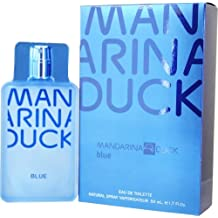 Mandarina Duck Blue Eau de Toilette Spray for Men, 1.7 Ounce