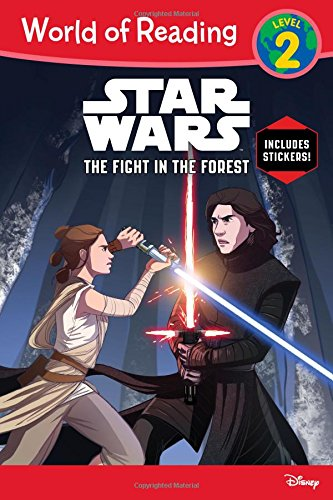 World of Reading Star Wars The Fight in the Forest (Level 2)