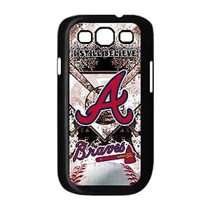 MLB Atlanta Braves Samsung Galaxy S3 I9300 Case Cover Best Case