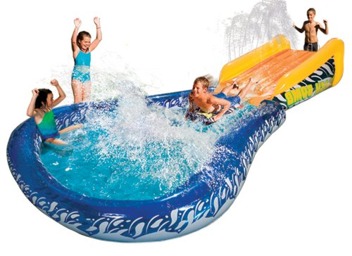 Banzai   Cannonball Splash Water Slide