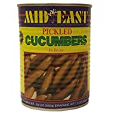 Mid East Pickled Cucumbers 19oz (560g)